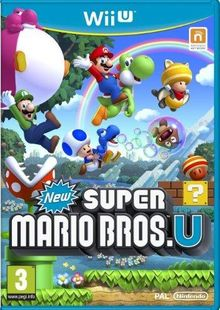 New Super Mario Bros U Wii U - Game Code billig Schlüssel zum Download