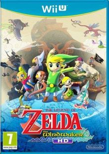 The Legend of Zelda: The Wind Waker HD Nintendo Wii U - Game Code cheap key to download