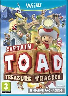 Captain Toad: Treasure Tracker Nintendo Wii U - Game Code cheap key to download