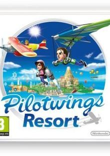 Pilotwings Resort 3DS - Game Code billig Schlüssel zum Download