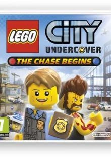 LEGO City Undercover: The Chase Begins 3DS - Game Code billig Schlüssel zum Download