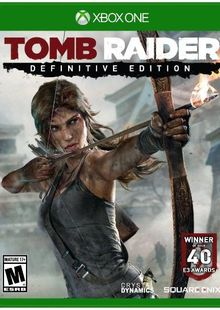Tomb Raider Definitive Edition Xbox One billig Schlüssel zum Download