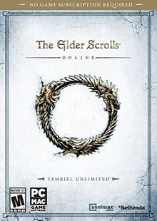 Elder Scrolls Online: Tamriel Unlimited PC/Mac billig Schlüssel zum Download