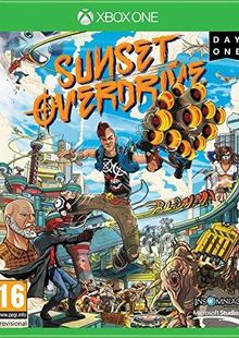 Sunset Overdrive Xbox One - Digital Code cheap key to download