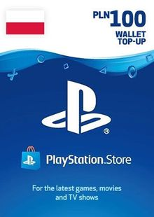 PlayStation Network (PSN) Card - 100 PLN (Poland) cheap key to download