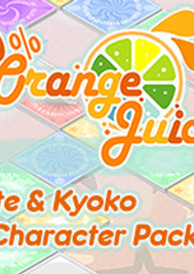 100% Orange Juice Alte & Kyoko Character Pack PC cheap key to download