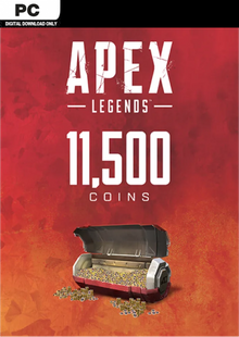 Apex Legends 11500 Coins VC PC cheap key to download