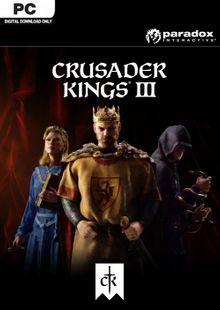 Crusader Kings III PC + DLC billig Schlüssel zum Download