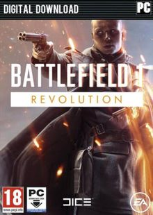Battlefield 1: Revolution Edition PC billig Schlüssel zum Download