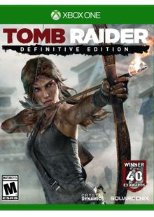 Tomb Raider Definitive Edition Xbox One (WW) cheap key to download