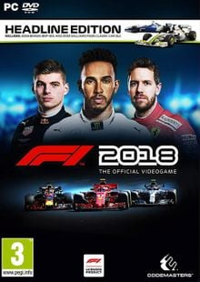 F1 2018 Headline Edition PC cheap key to download