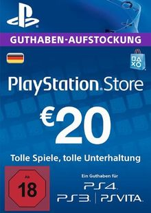 PlayStation Network (PSN) Card - 20 EUR (Germany) cheap key to download