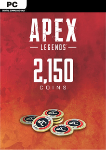 Apex Legends 2150 Coins VC PC cheap key to download