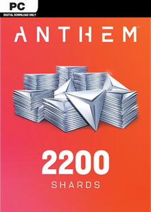 Anthem 2200 Shards Pack PC cheap key to download