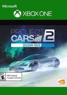 Project Cars 2 - Season Pass Xbox One cheap key to download