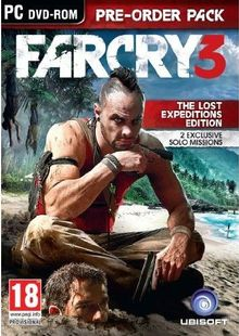 Far Cry 3 - The Lost Expeditions Edition (PC) cheap key to download