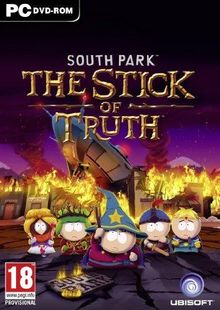 South Park: The Stick of Truth PC billig Schlüssel zum Download