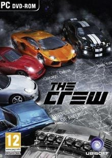 The Crew PC billig Schlüssel zum Download