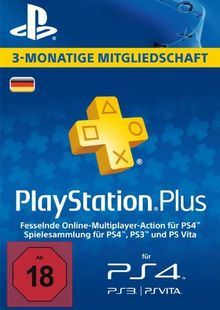 PlayStation Plus (PS+) - 3 Month Subscription (Germany) clé pas cher à télécharger