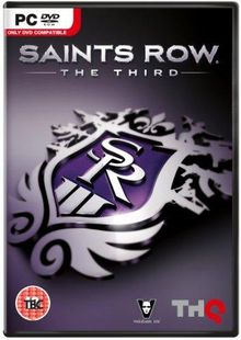 Saints Row The Third PC cheap key to download