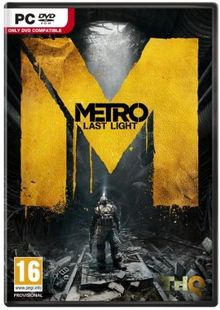 Metro Last Light (PC) cheap key to download