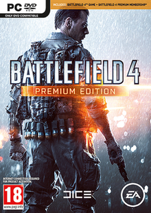 Battlefield 4 Inc Premium Edition DLC PC cheap key to download