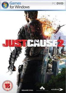 Just Cause 2 (PC) clé pas cher à télécharger