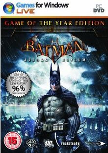 Batman : Arkham Asylum - Game Of The Year Edition (PC) billig Schlüssel zum Download