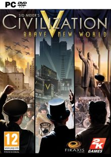 Sid Meier's Civilization V 5: Brave New World Expansion Pack (PC) cheap key to download