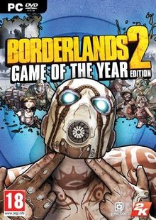 Borderlands 2 Game of the Year Edition PC (EU) clé pas cher à télécharger