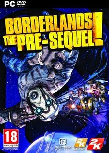 Borderlands: The Pre-sequel PC (EU) billig Schlüssel zum Download