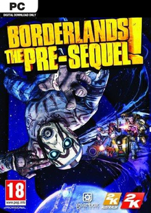 Borderlands The Pre-sequel PC (WW) clé pas cher à télécharger