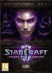 Starcraft II 2: Heart of the Swarm (PC/Mac) cheap key to download