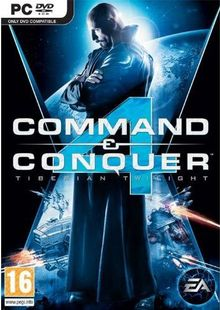 Command & Conquer 4: Tiberian Twilight (PC) cheap key to download