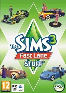 The Sims 3: Fast Lane Stuff (PC/Mac) cheap key to download