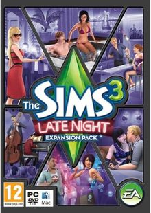 The Sims 3: Late Night (PC) clé pas cher à télécharger