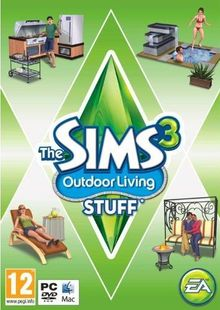 The Sims 3 - Outdoor Living Stuff (PC/Mac) clé pas cher à télécharger