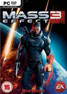 Mass Effect 3 PC cheap key to download