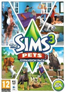 The Sims 3: Pets Expansion Pack (PC/Mac) cheap key to download