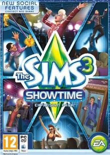 Die Sims 3: Showtime (PC/Mac) billig Schlüssel zum Download