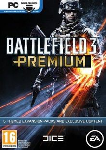 Battlefield 3: Premium Expansion Pack (PC) billig Schlüssel zum Download