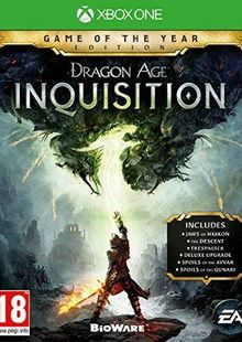 Dragon Age Inquisition: Game of the Year Xbox One - Digital Code cheap key to download