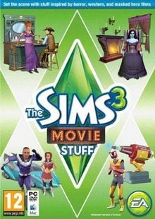 Die Sims 3: Movie - Accessoires PC billig Schlüssel zum Download