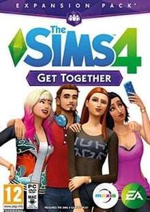 The Sims 4 - Get Together PC cheap key to download