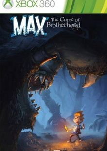 Max: The Curse of Brotherhood Xbox 360 - Digital Code cheap key to download