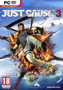 Just Cause 3 PC cheap key to download