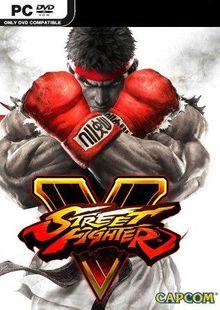 Street Fighter V 5 PC clé pas cher à télécharger