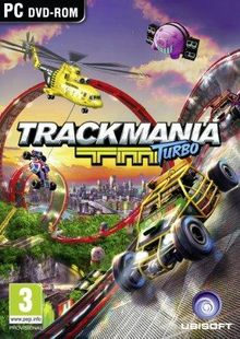 TrackMania Turbo PC cheap key to download