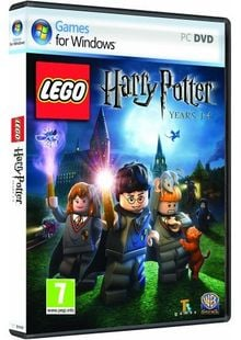 Lego Harry Potter: Episodes 1-4 (PC) cheap key to download