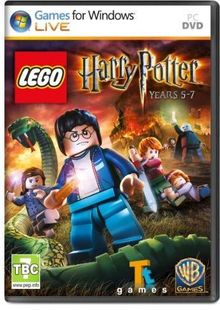 Lego Harry Potter Years 5-7 (PC) billig Schlüssel zum Download